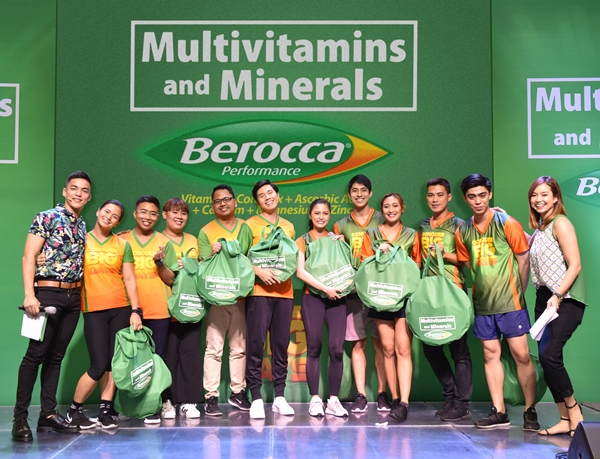 For Berocca, everyone is a winner